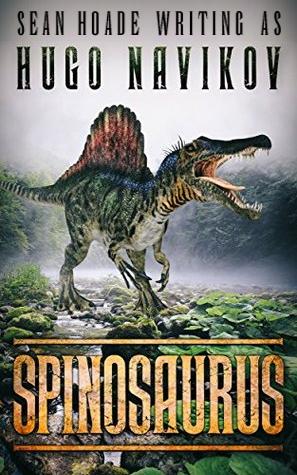 Sean Hoade Spinosaurus cover